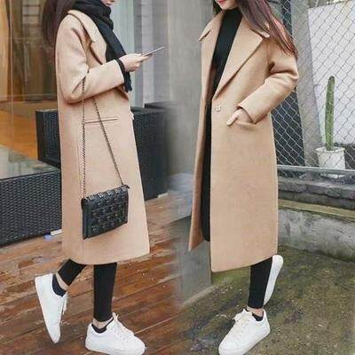(Pre Order14 Days JYS Fashion Korean Style Women Winter CoatCollection522-4096col522-4096--Khakis-S
