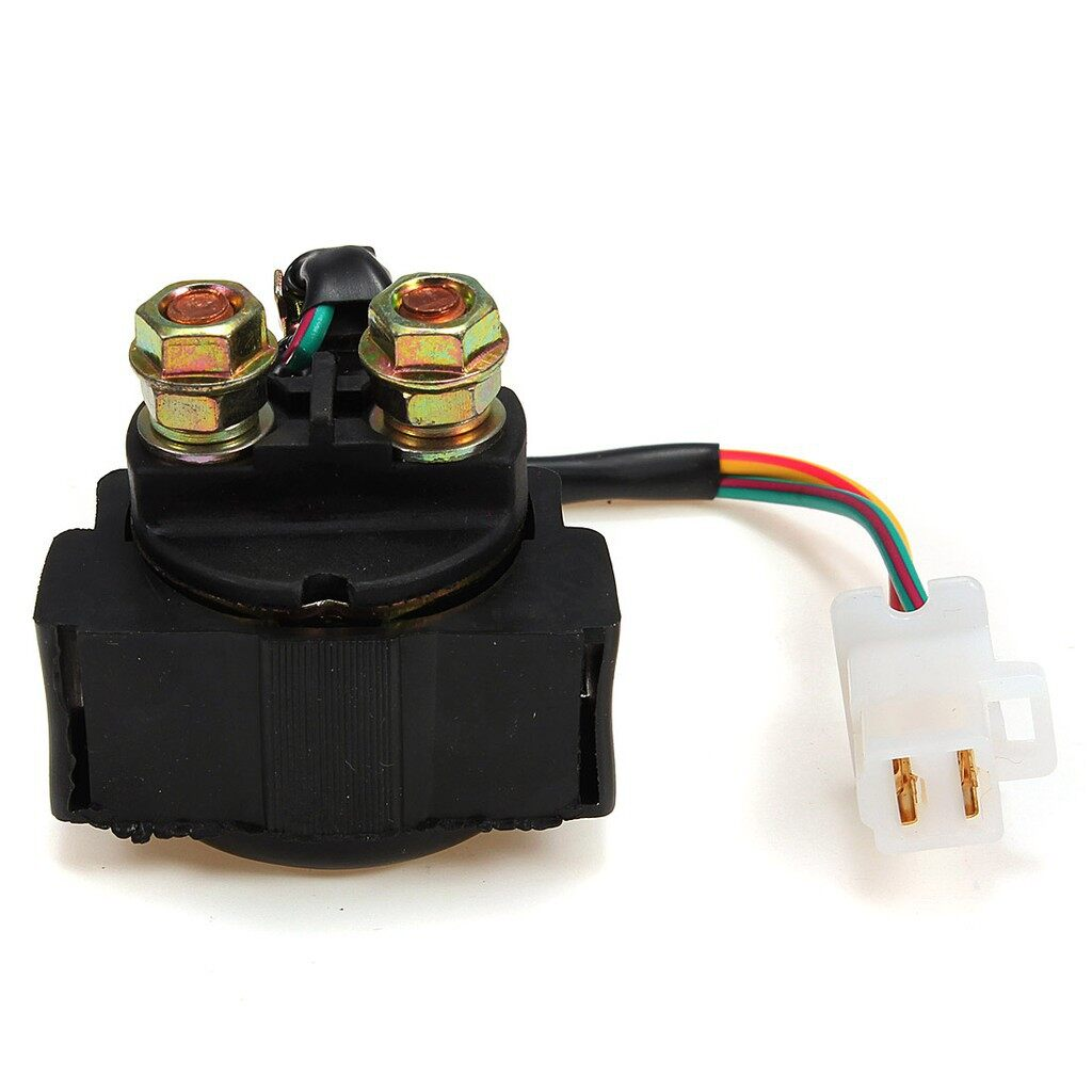Moto Accessories - Starter Solenoid Relay For YAMAHA XJ550 Motorcycle - Motorcycles, Parts