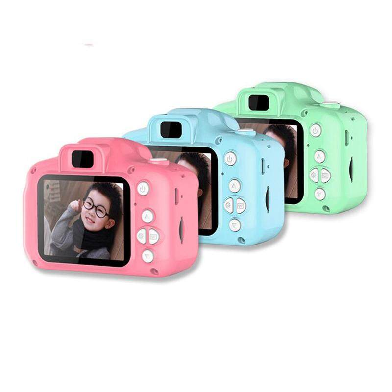Mini Kids Digital Camera 1080P with 16GB Memory Card