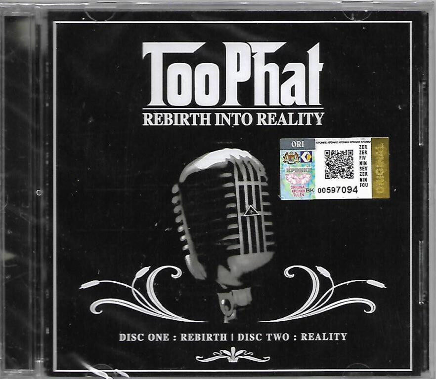 Too Phat - Rebirth Into Reality 2CD Reissue CD