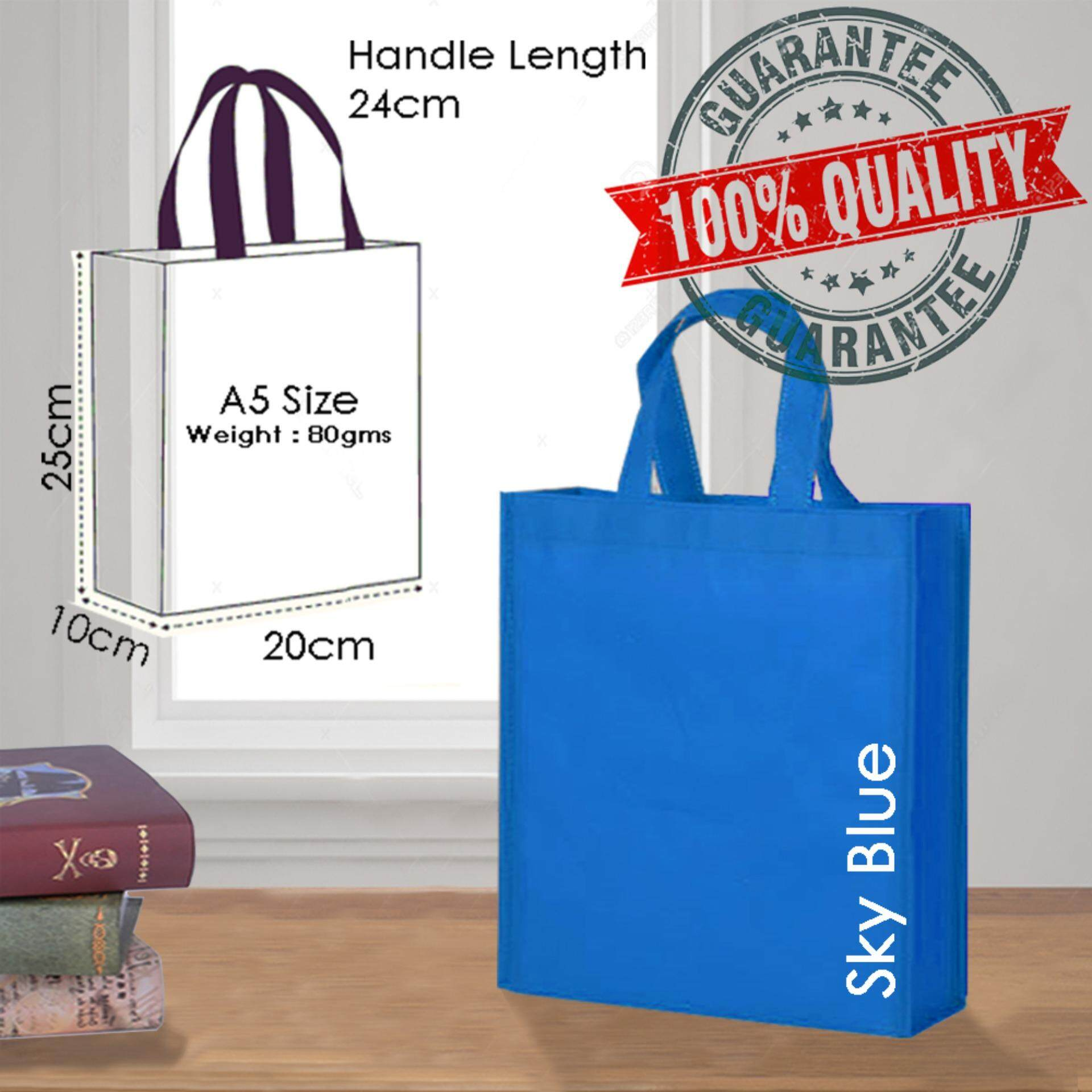 [Ready Stock] BCG Malaysia A5 Non Woven Bag Recycle Bag 100% Quality Assured