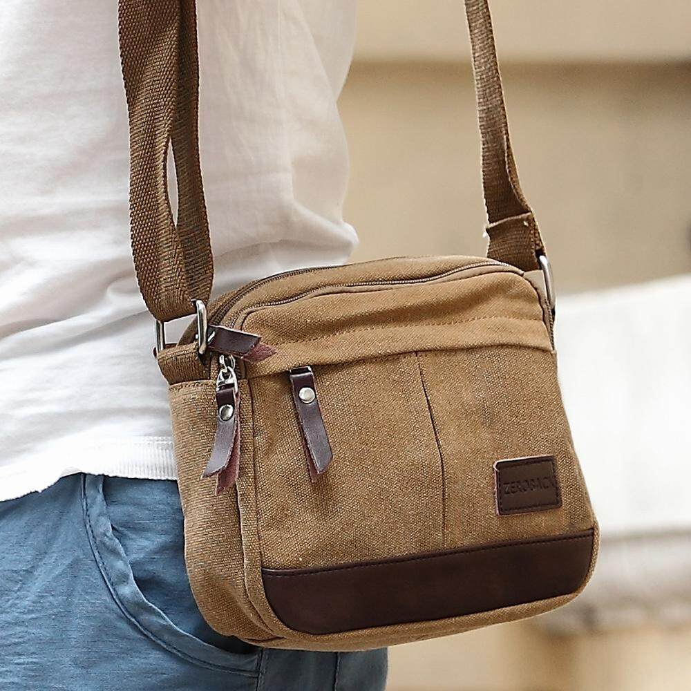 (Pre Order ETA 14/2)JYS Fashion Korean Style Men Shoulder Bag Collection 370B- 8341