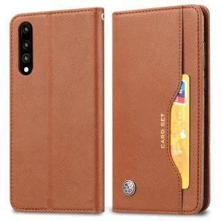 Dành Cho Samsung Galaxy A50 SM-A505F Ví Da PU Ốp Bảo Vệ Lật 6.4 Inch thumbnail