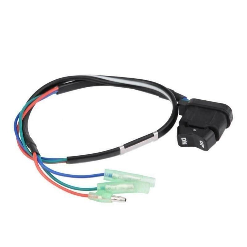 87-16991A1 87-18286A2 87-18286A43 for Mercury OEM Remote Control Trim Tilt Switch