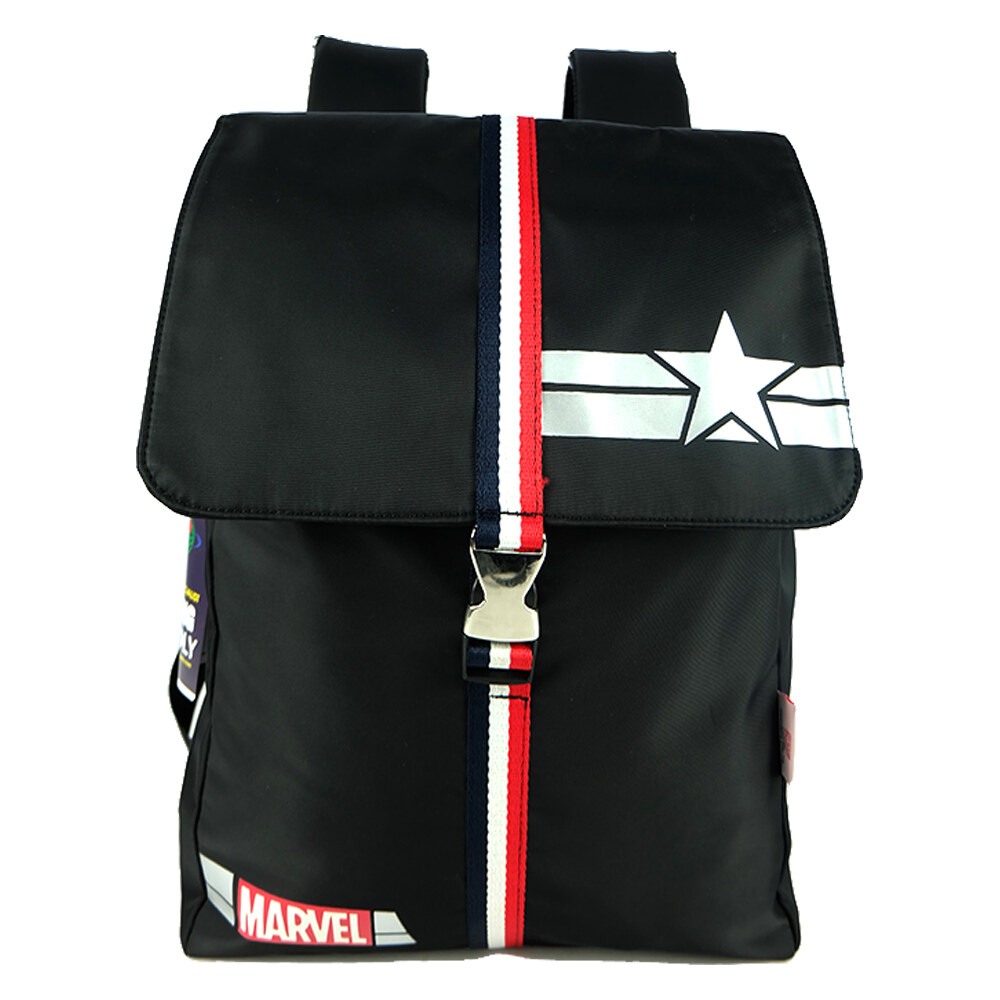 Marvel Avengers VAB1916 18inch Limited Edition Backpack With USB Charging Port
