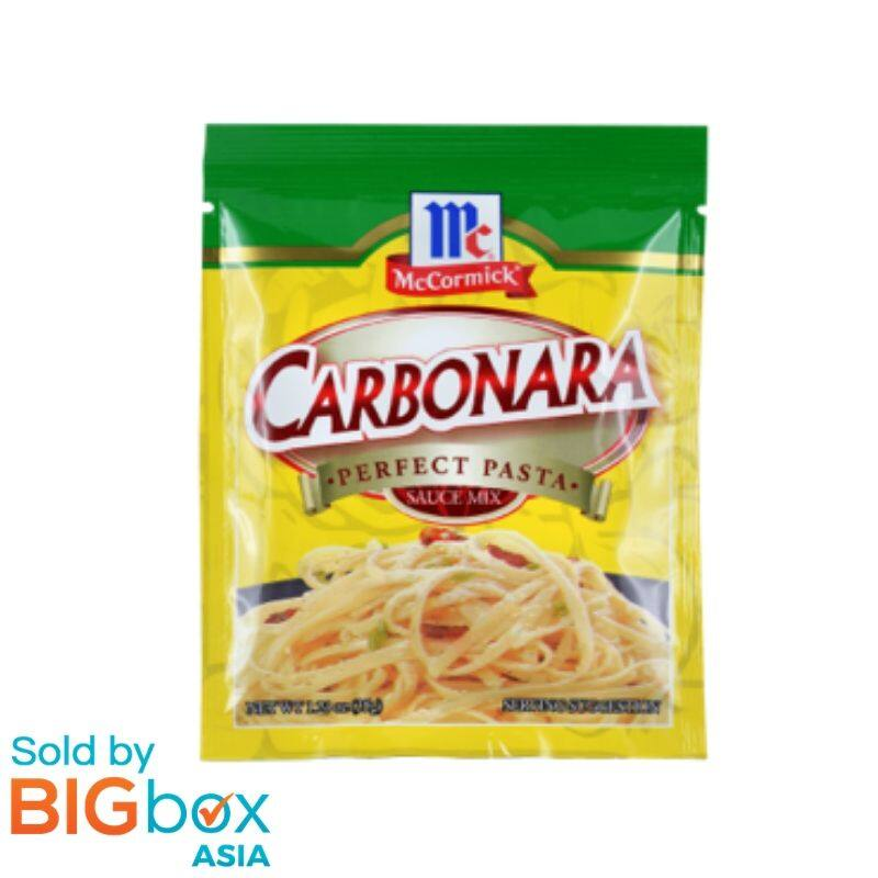 McCormick Perfect Pasta Mixes 35g - Carbonara