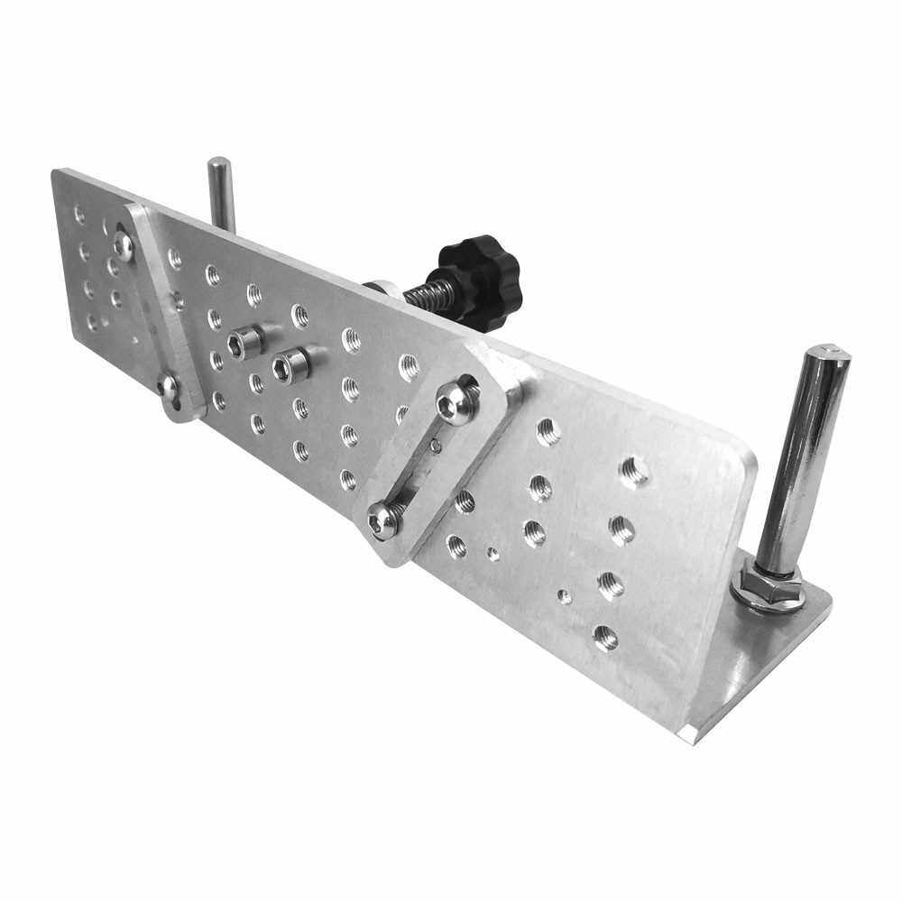 Best Selling Belt Grinder Accessory Cutter Sharpener Jig Cut Jig Sharpening Locator Cutter Sharpening Clip for Belt Sander (Standard)