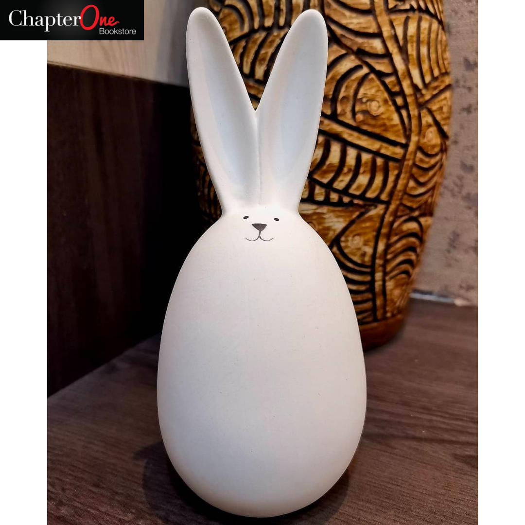 White Bunny (Home and Office Decor)