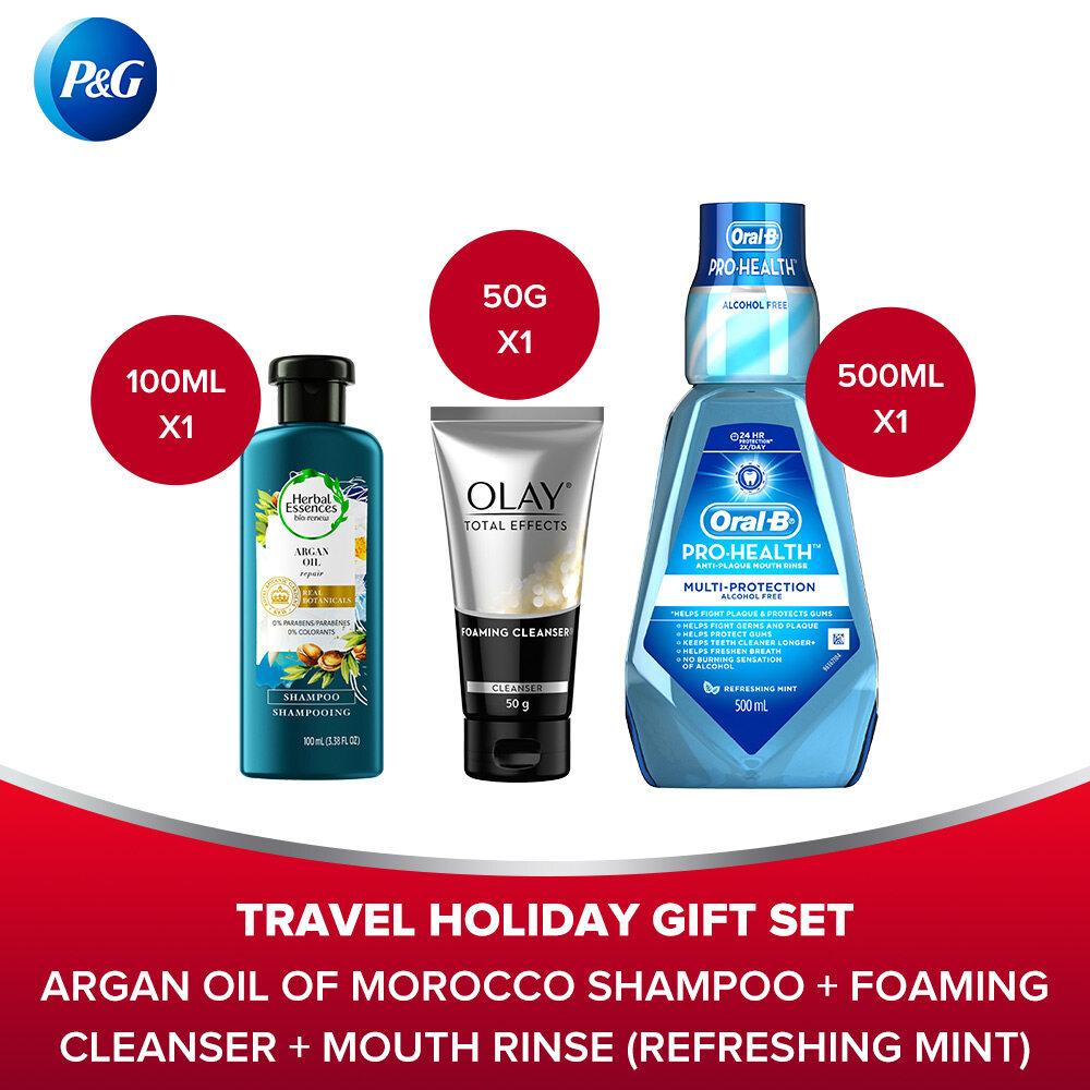 Travel Holiday Gift Set