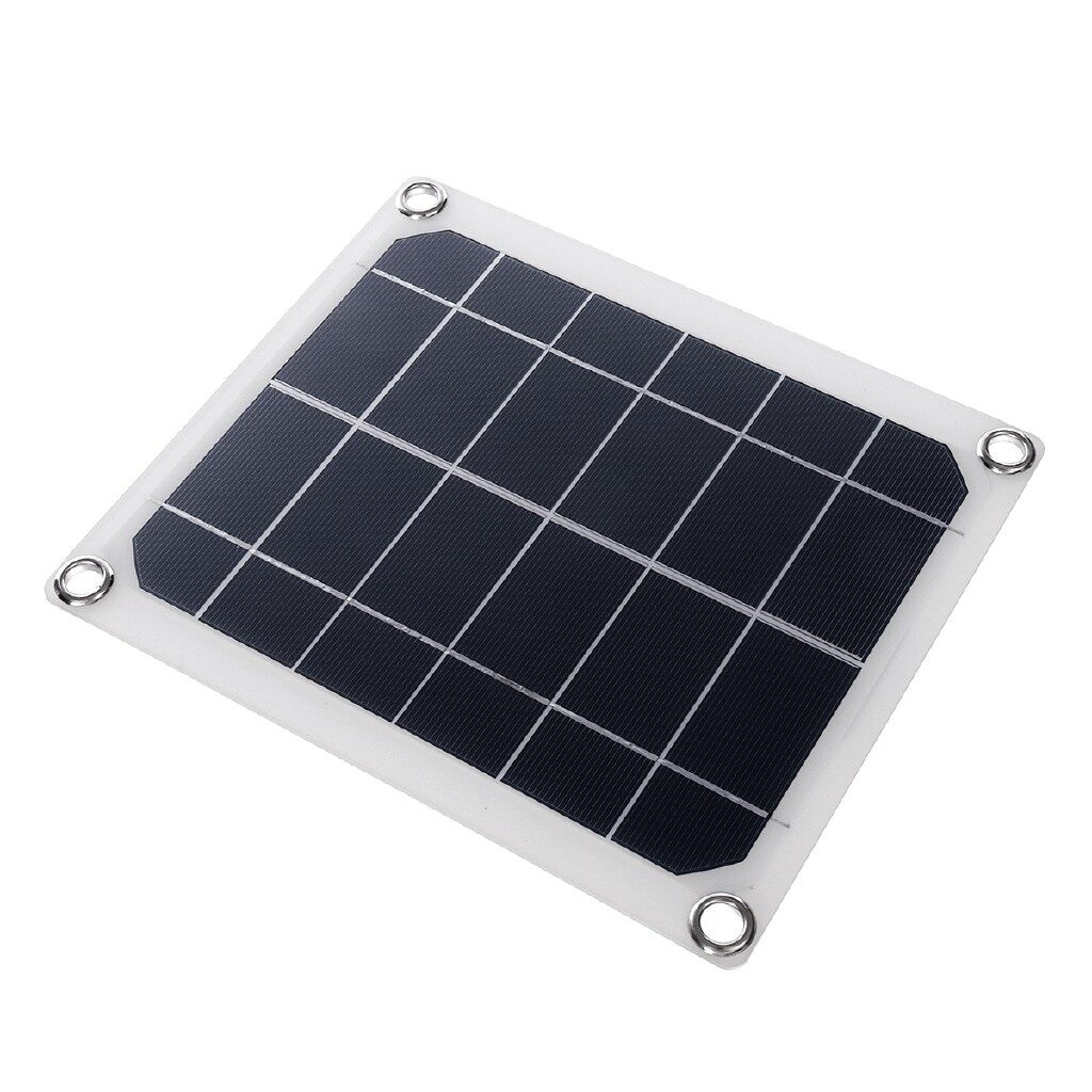 Chargers - HOT Solar Panel Dual USB Charging Charger for Mobile Smart Phone iPh 10W - Cables