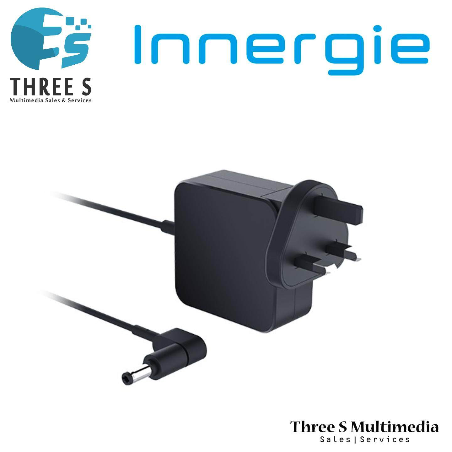 Innergie 65W Laptop Power Adapter Universal Compatibility with Built-in Cable For ACER A Brand Of DELTA