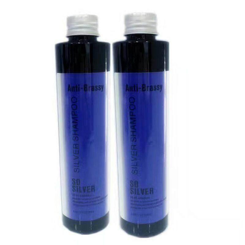 (1*2units)Anti Brassy Silver Shampoo 228ml(1*2units)