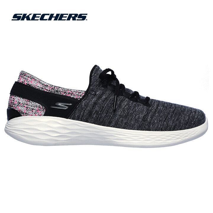 Skechers You Women Lifestyle Shoe - 15809-BKPK