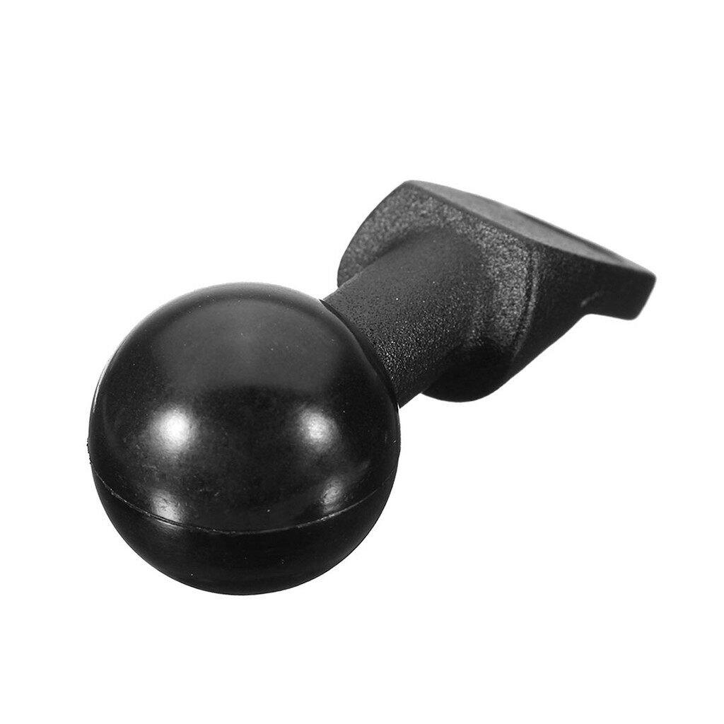 Moto Accessories - RAM RAM-B-272U Motorcycle Mirror Frame Base Mount with 9mm Hole and 1 Ball - Motorcycles, Parts