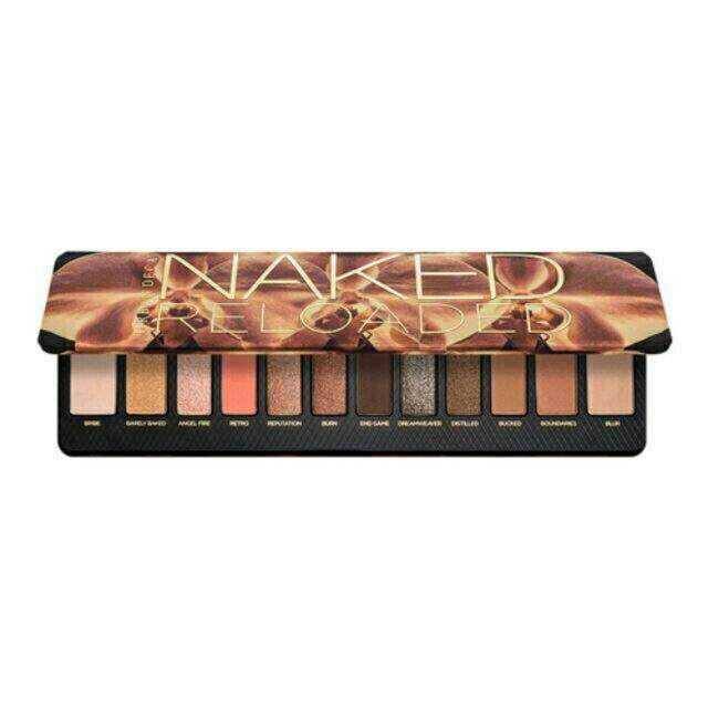 FREE GIFTReloaded Eyeshadow Palette 12 Colour