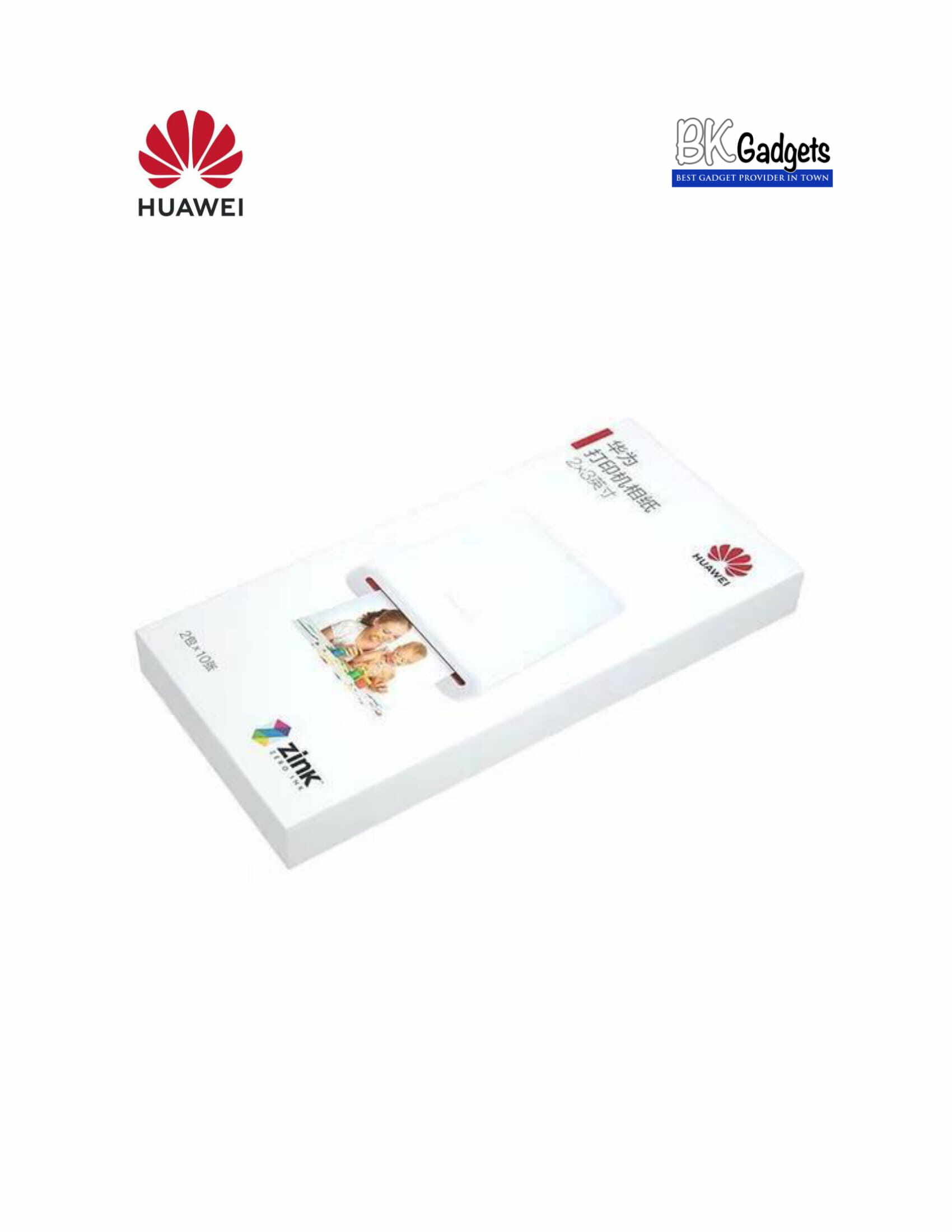HUAWEI CV80 Smart Pocket Photo Portable Printer Photographic Papers ZINK Inkless
