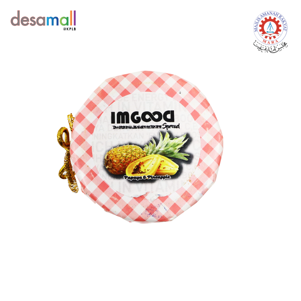IMGOOD PREMIUM SPREAD - Papaya & Pineapple (220g)