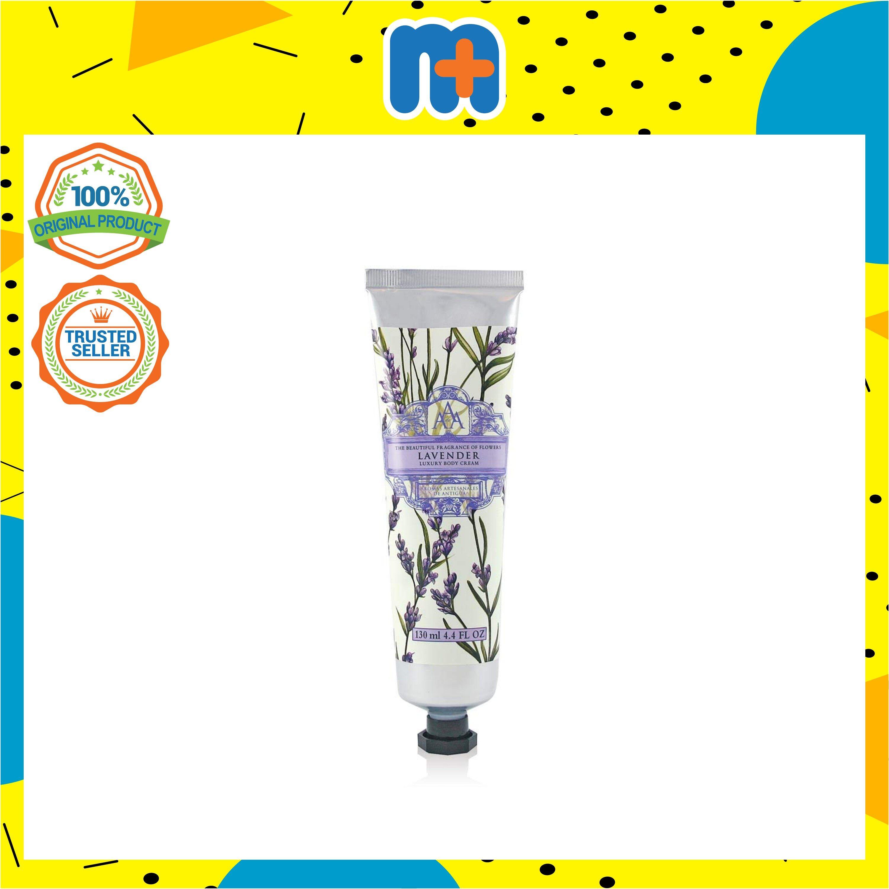 [MPLUS] AAA FLORAL Lavender 130ml Body Cream