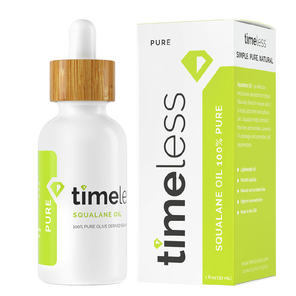 Timeless Squalane Oil 100% Pure 30 ml