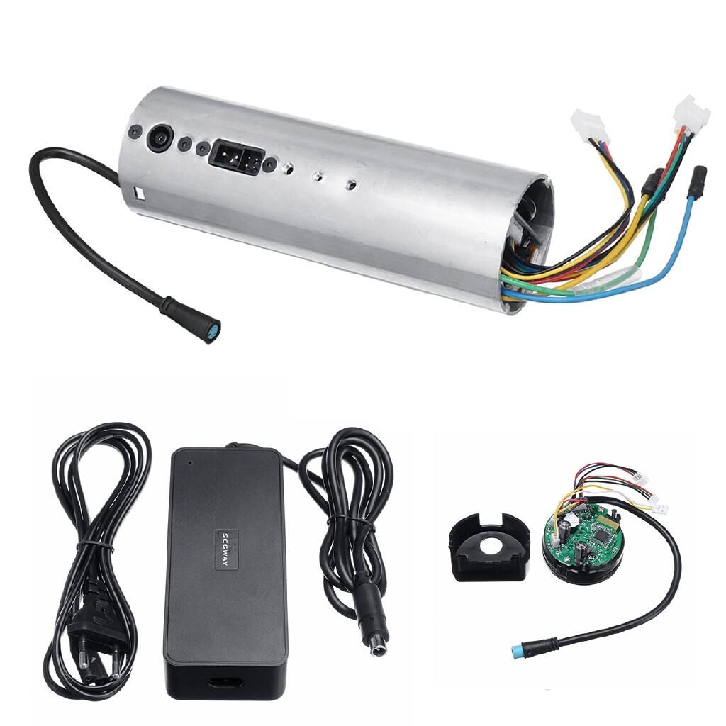 Car Electronics - Circuit Board Control Dashboard & Charger For Ninebot ES1 ES2 ES3 ES4 Scooter - Automotive