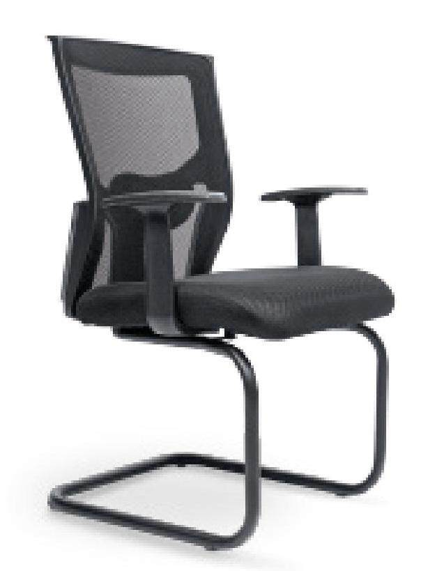 (Free Delivery Klang Valley) Hedone Visitor Chair (Mesh Fabric)