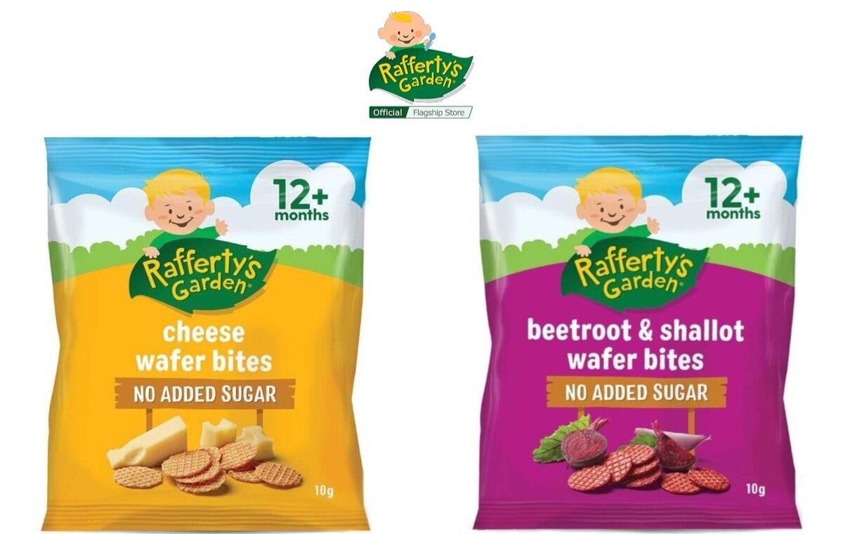Rafferty's Garden Cheese Wafer Bites