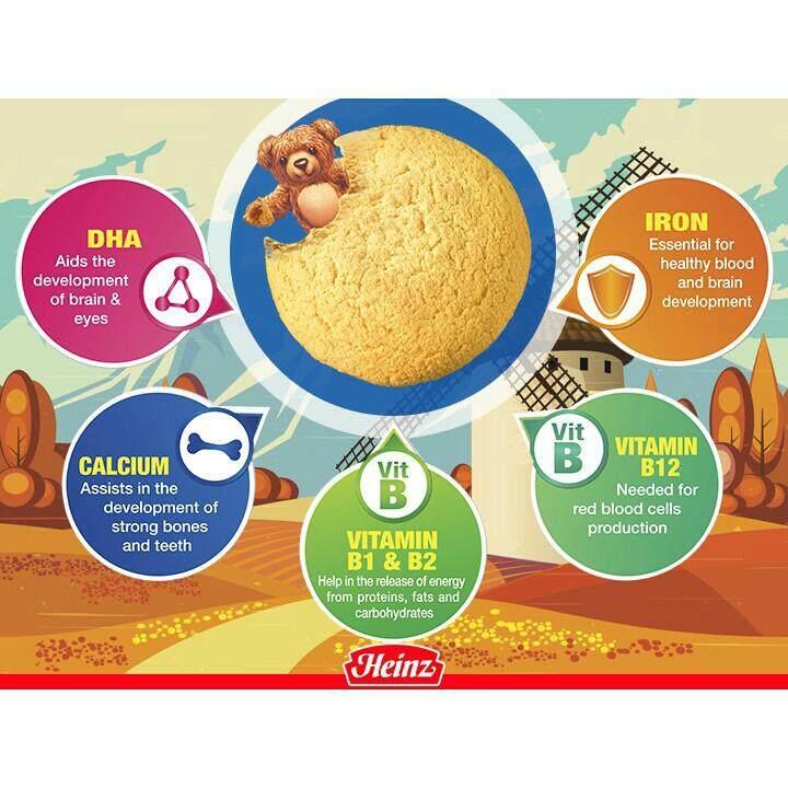 Heinz Farley's Rusks Cereal In A Rusk (6 Months) 360g Original