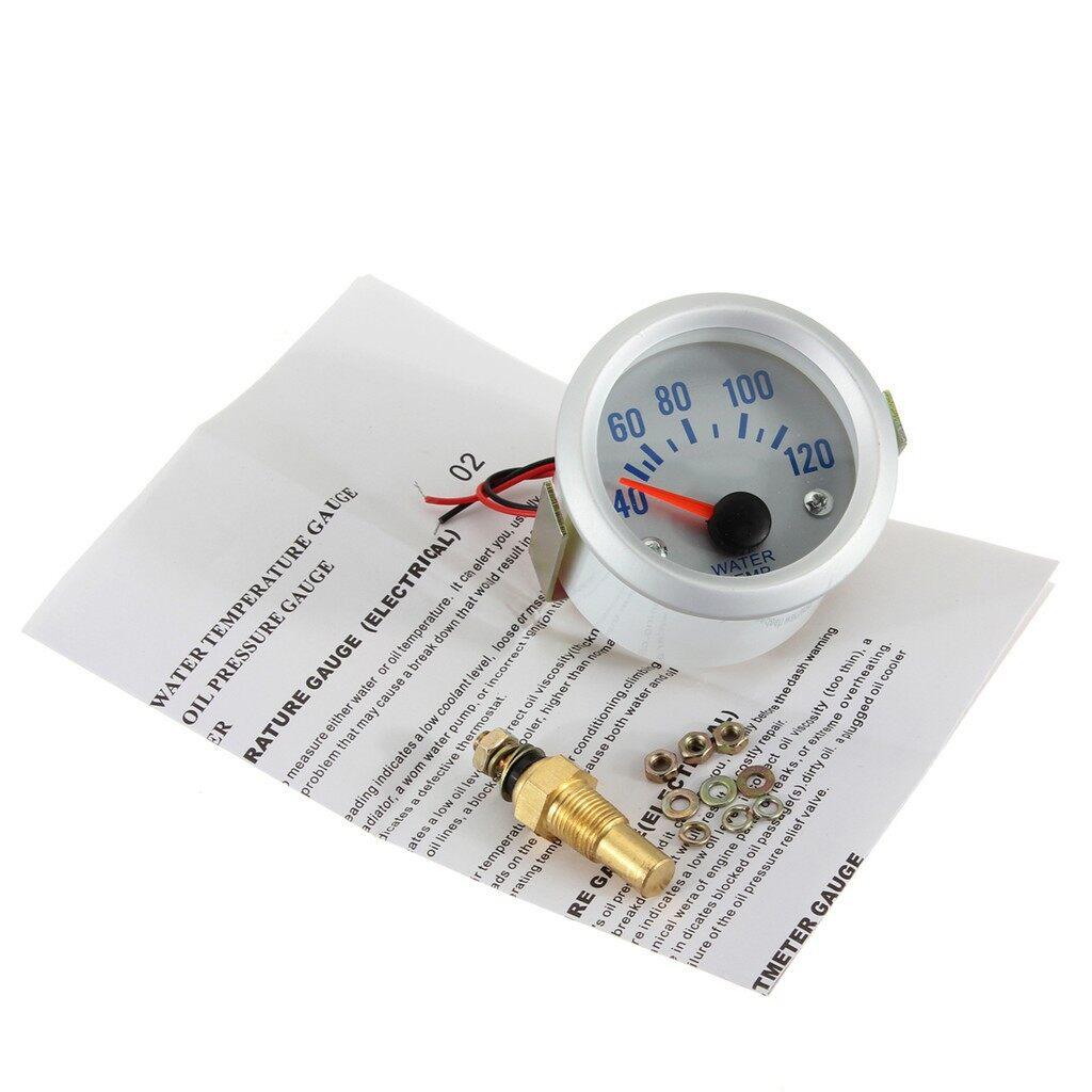 Tyres & Wheels - Car Auto Water Temp Temperature Gauge Celsius Pointer - Car Replacement Parts