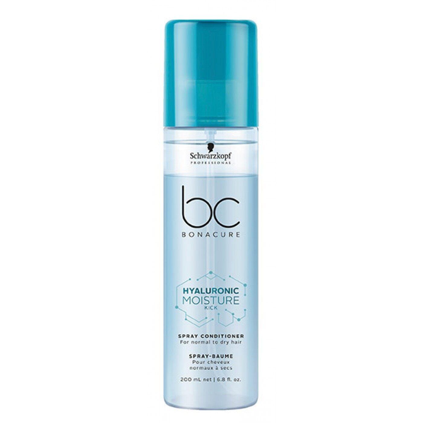 Schwarzkopf BC Bonacure Moisture Kick Spray Conditioner