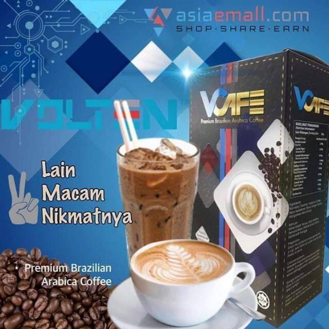 DR4 Vcafe Brazilion Arabica Coffee Viral Sedap