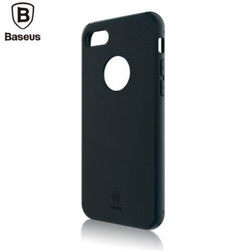 BASEUS HERMIT BRACKET CASE CONVENIENCE MOBILE PHONE SHELL FOR IPHONE 7 4.7 INCH (BLACKISH GREEN)