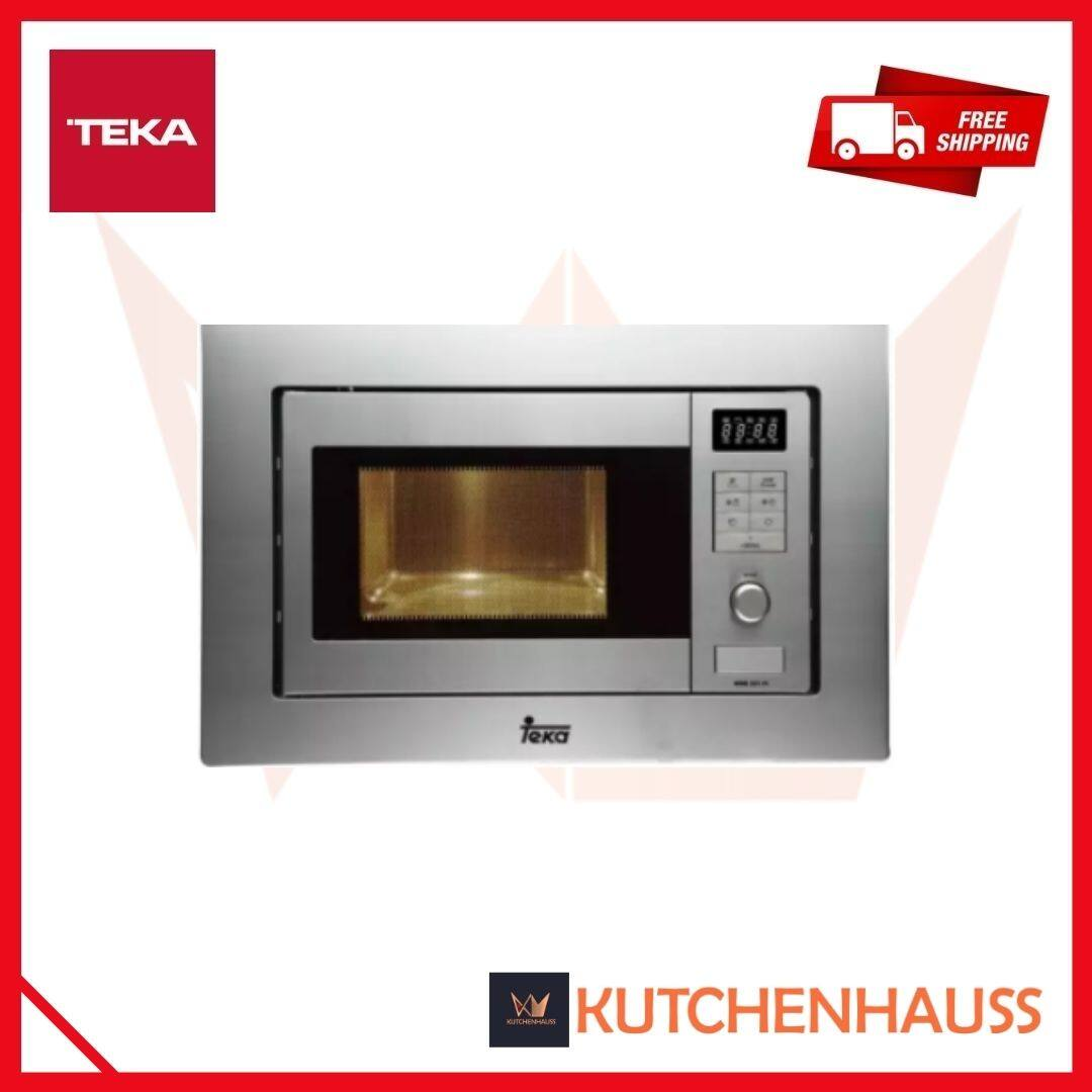 Teka MWE 201 FI Built in Microwave Stainless Steel