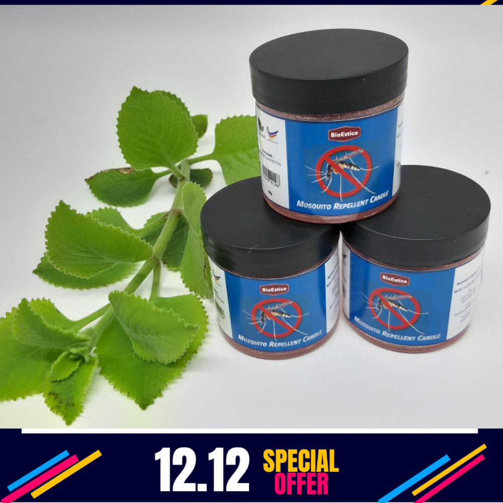 Guard Mosquito repellent candle X 6  50 G