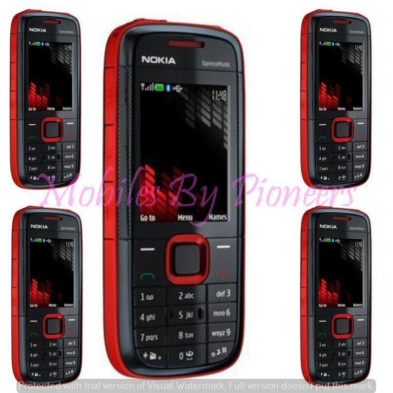 N'okia 5130 (5 Pcs) Mobile (Fresh Import) Limited Edition 5  Phones