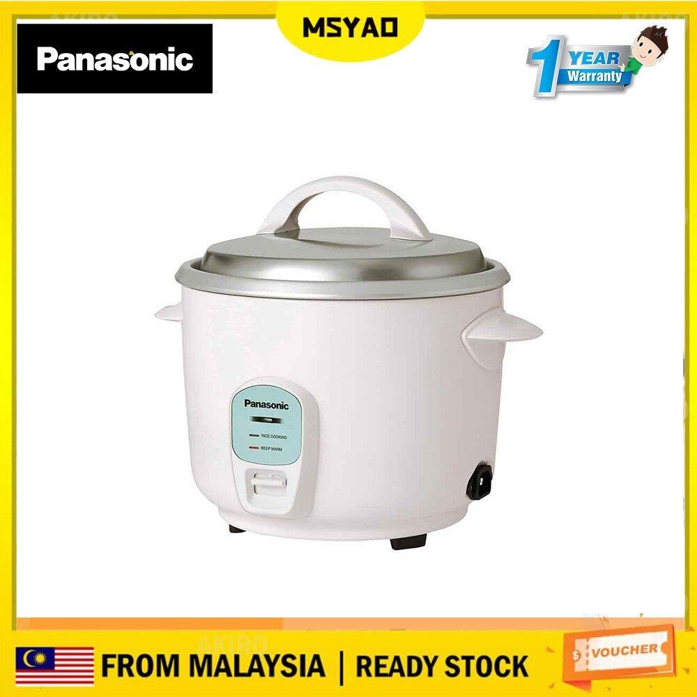 【Ready Stock】Panasonic SR-E28A RICE COOKER (2.8L) CONVENTIONAL SR-E28A-SU Multi Cooker Electric Multi Cooker Multicooker Electric Electric Cooker