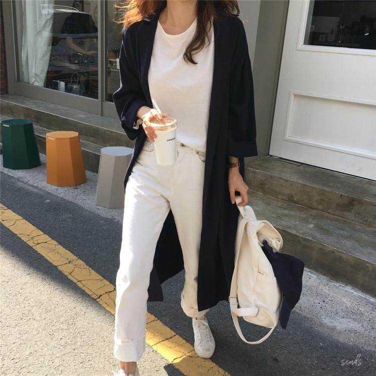 JYS Fashion Korean Style Women Windbreaker Collection 512-6042