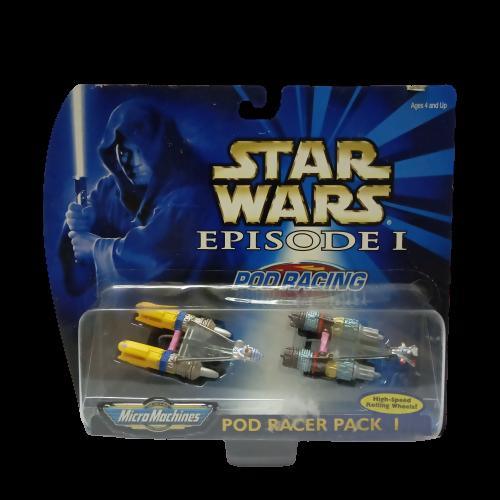 GALOOB Star Wars Episode I POD RACER PACK I