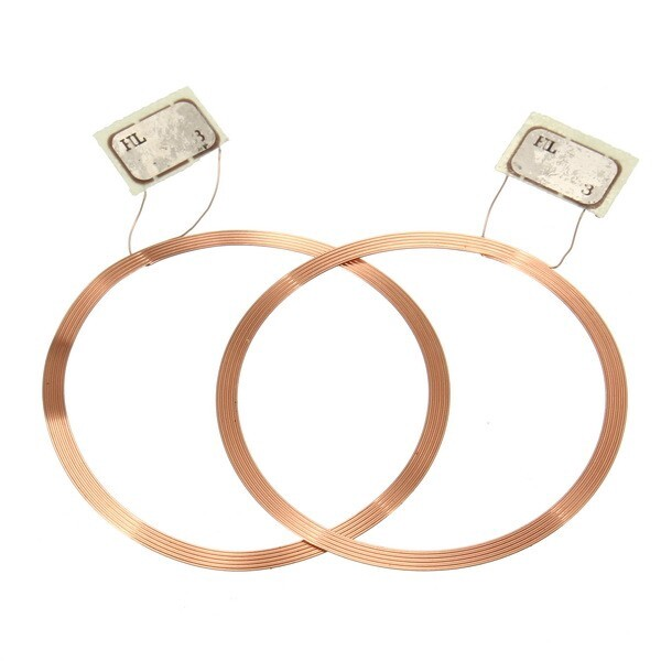 DIY Tools - NFC Coil UID Changeable RFID Card with Block Writeable Chip - Home Improvement