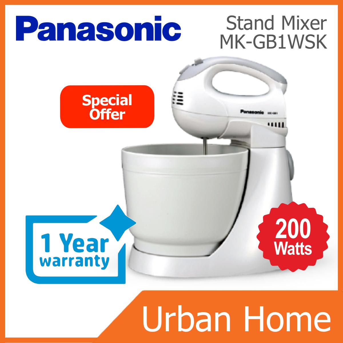 PANASONIC 3.0L Food Stand Mixer (MK-GB3WSK/MX-GB3/MKGB3WSK/MXGB3)