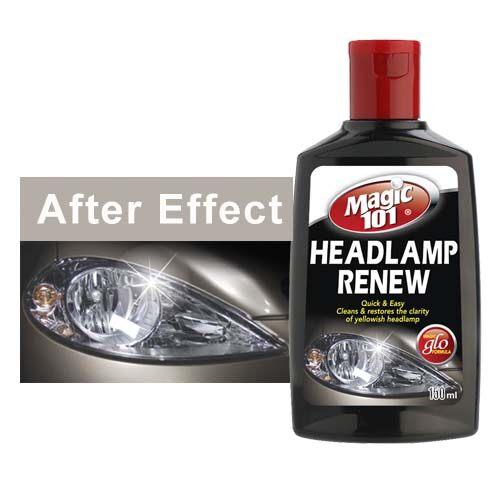 Magic101 Headlamp Renew 150ml