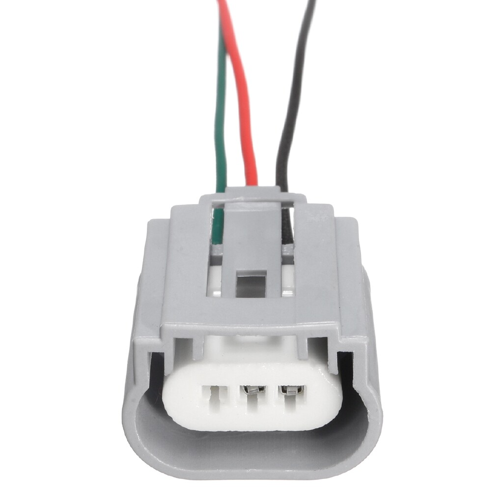 Car Lights - 2pc H13 Headlight LED Bulb Socket Male Wire Harness Connector Wiring Plug Adapte - Replacement Parts
