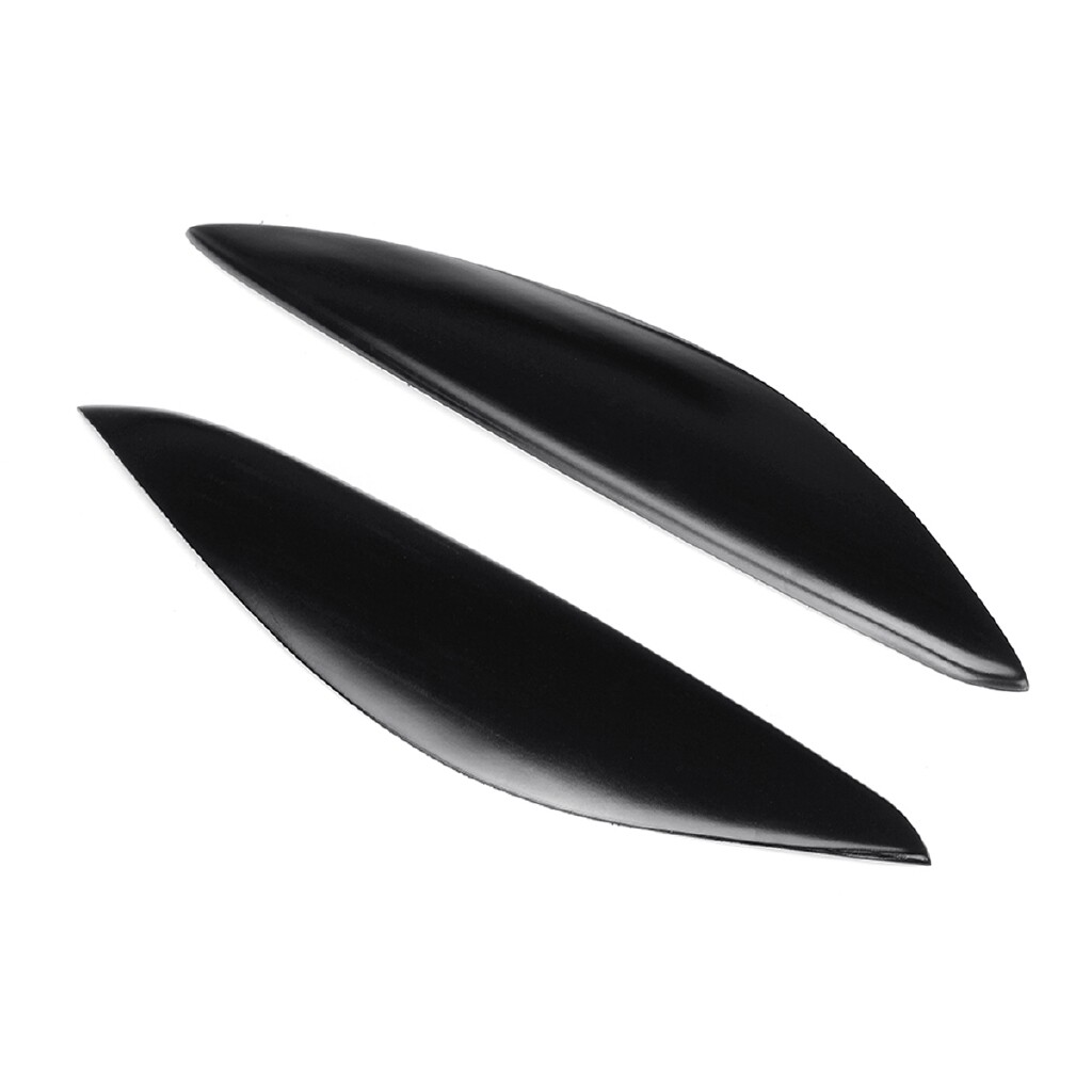 Automotive Tools & Equipment - Fiber Reinforced Polymer/ Fiberglass Headlight Eyebrows Eyelids For Vaxhall Opel Vectra C Signum - Car Replacement Parts