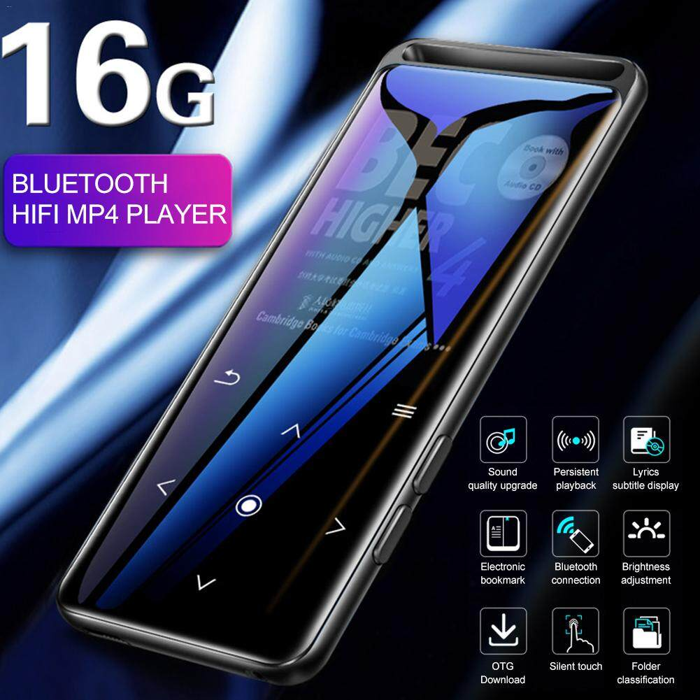 BENJIE M6 Bluetooth 5.0 Lossless MP3 Player HiFi Portable Audio Player with FM Radio E-Book Voice Recorder MP3 Music Player