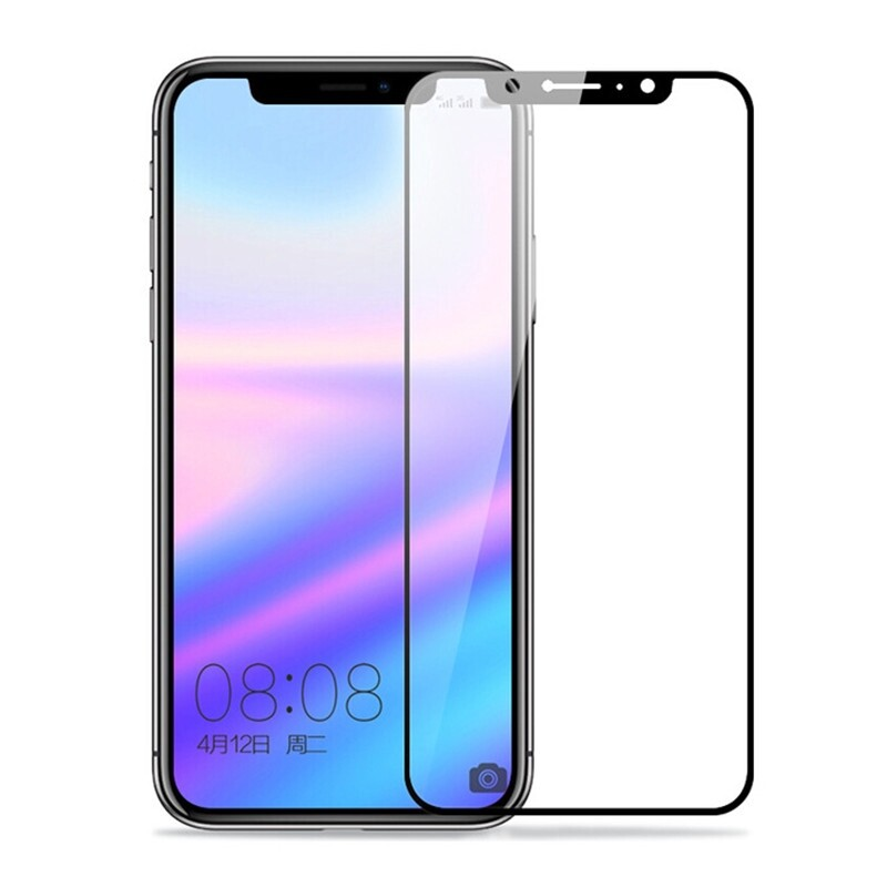 Android Tempered Glass - Cafele 4D Curved Edge Full Cover Anti-explosion Tempered Glass Screen Protector for Xiaomi Mi 8 SE - Screen Protectors