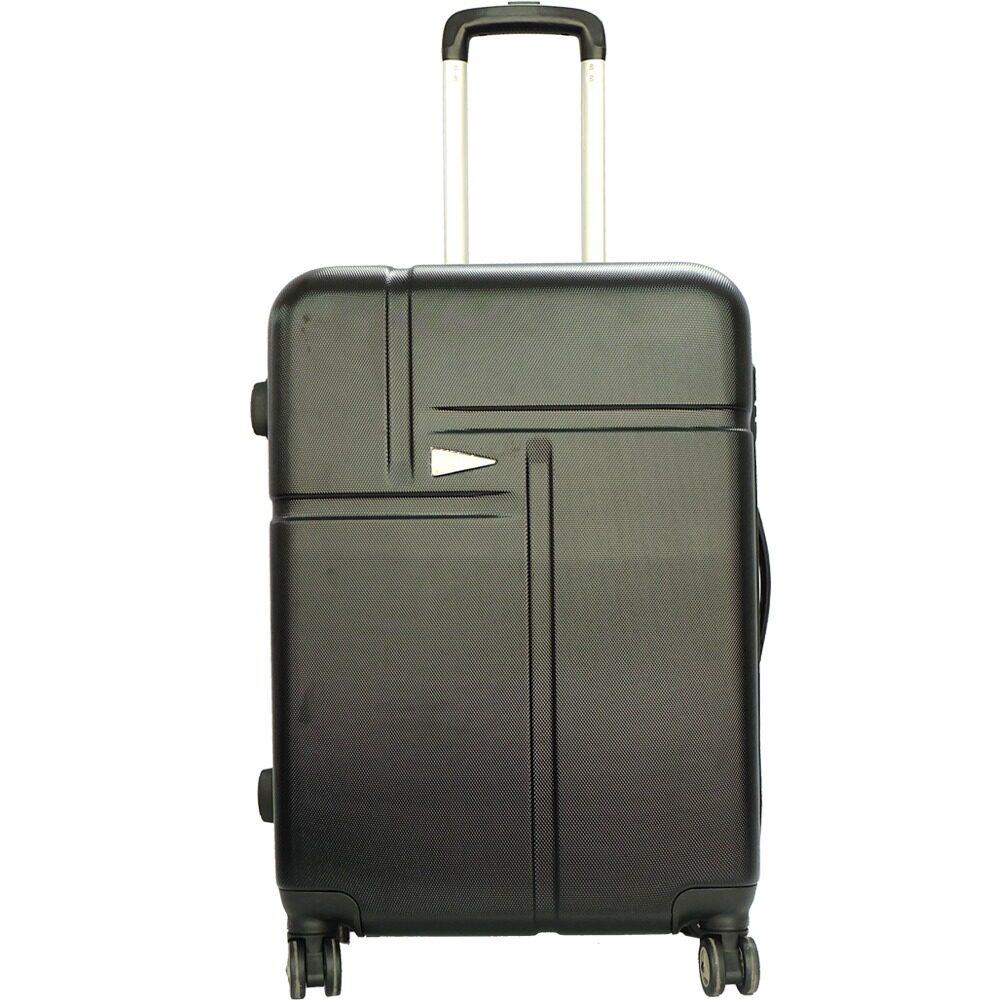 Waterpolo WA1688 - 24 Inch 4 W Anti-theft Hardcase Trolley