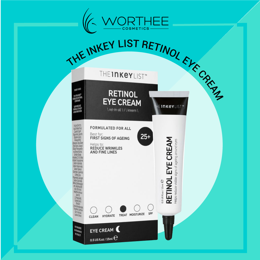 The INKEY List Retinol Eye Cream