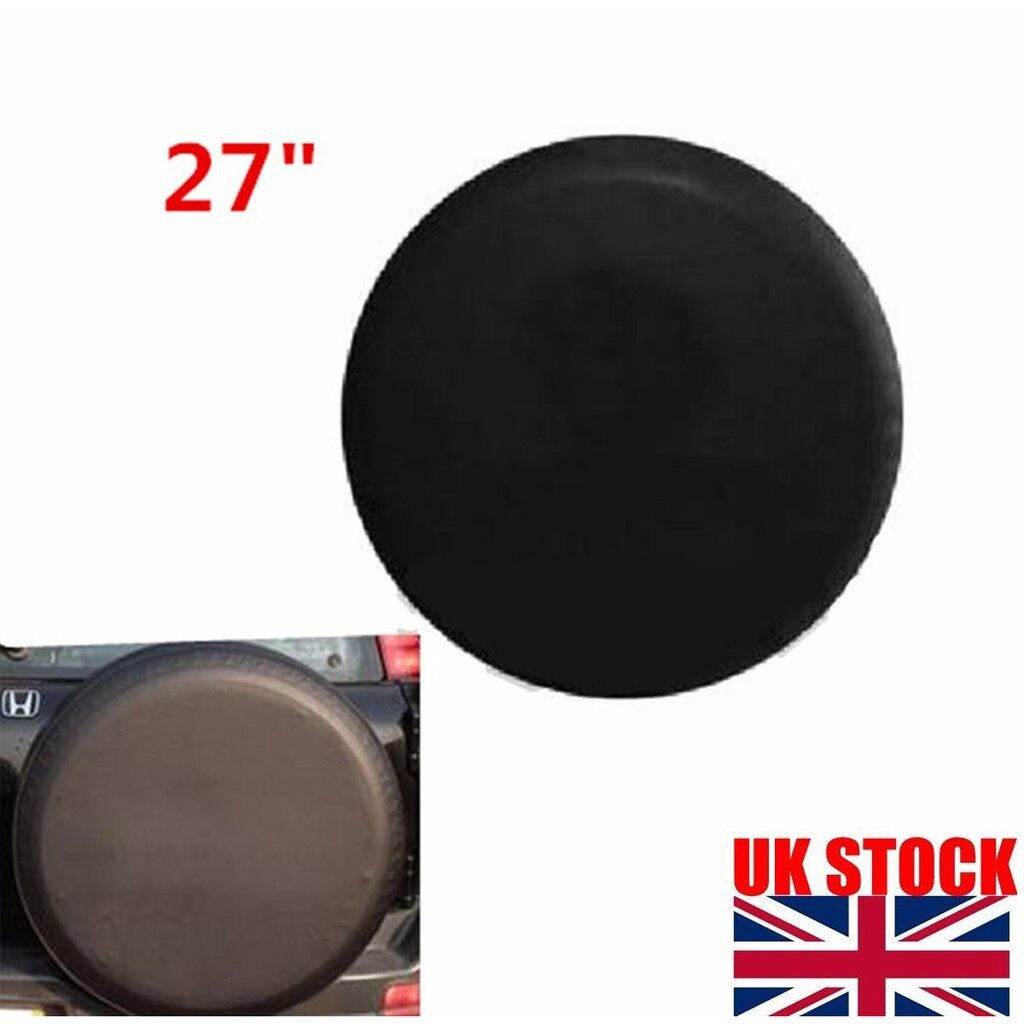 Tyres & Wheels - Spare Wheel Tire Tyre Cover Weather Resistant For Honda - Car Replacement Parts