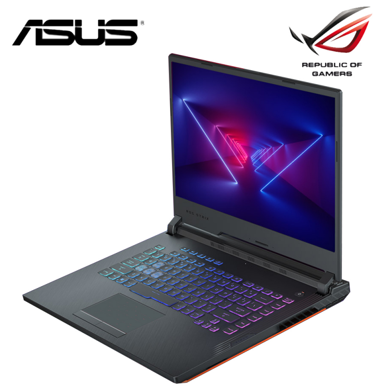 ASUS ROG STRIX G G531G-THN567T GAMING LAPTOP INTEL CORE I5-9300H 4GB DDR4 512GB SSD GTX1650 4GB 15.6