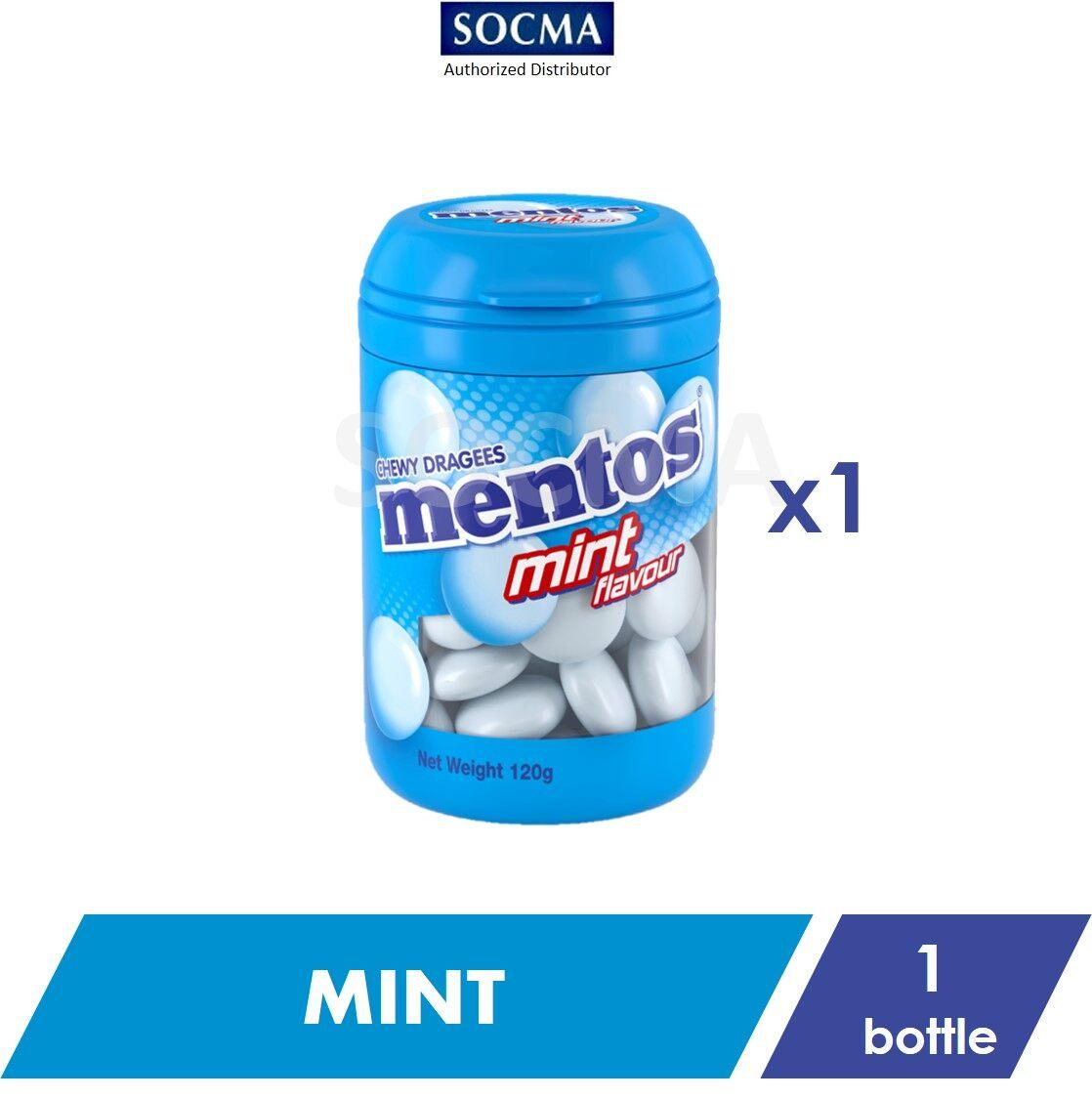 Mentos Bottle Mint 120G [1]