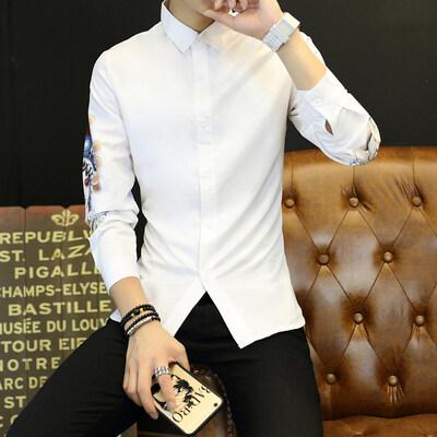 (Pre Order ETA 31/05) JYS Fashion Korean Style Men Long Sleeve Blouse Collection 539 - 602